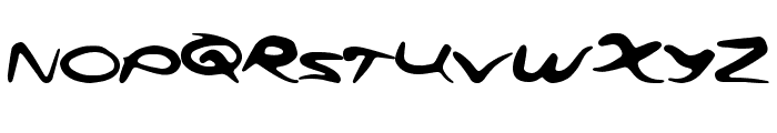 FlyingHigh Font LOWERCASE