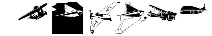 FlyingOne Font OTHER CHARS