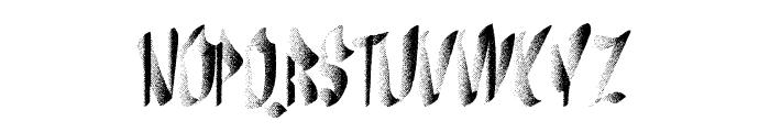 flaunts Font LOWERCASE