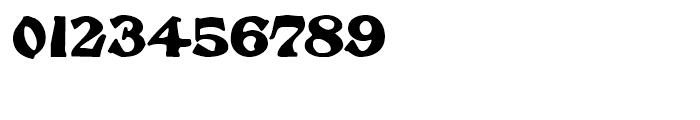 Flambard Regular Font OTHER CHARS