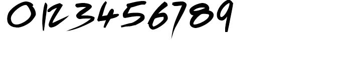 Fleche Regular Font OTHER CHARS