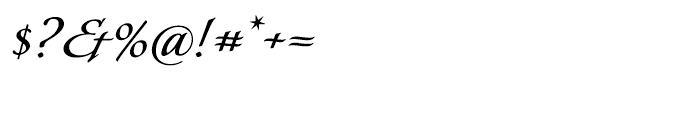 Florens RegularLP Font OTHER CHARS