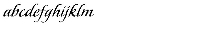 Florens RegularLP Font LOWERCASE