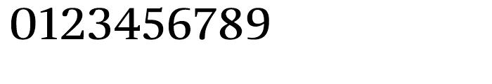 Floris Text 15 Regular Font OTHER CHARS