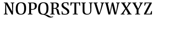 Floris Text 15 Regular Font UPPERCASE