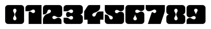 Flashback Dropout Font OTHER CHARS