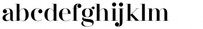 Flabbergast Regular Font LOWERCASE
