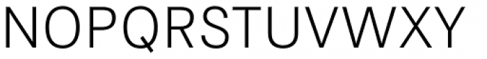 Flaco Light Font UPPERCASE