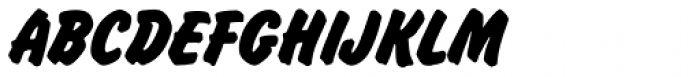 Flash EF Bold Font UPPERCASE