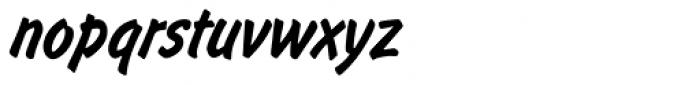 Flash Light Font LOWERCASE
