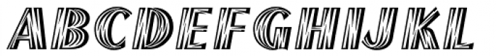 Flash ND Font LOWERCASE