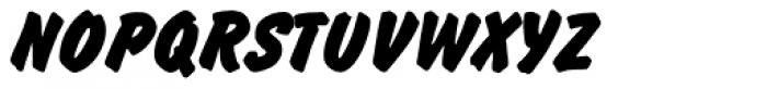 Flash SB Regular Font UPPERCASE