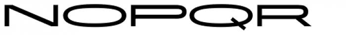 Flatiron Std Font UPPERCASE