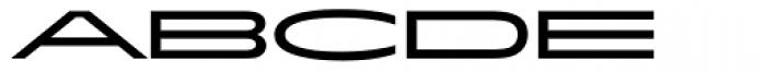 Flatiron Font UPPERCASE