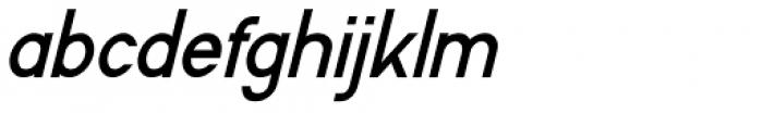 Flaunters Italic Font LOWERCASE