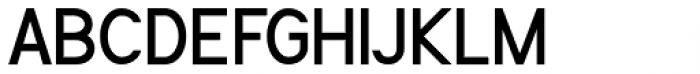 Flaunters Regular Font UPPERCASE