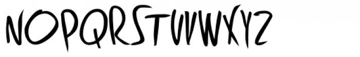 Fleche Thin Font UPPERCASE