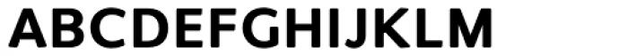 Flembo Title Bold SC Font LOWERCASE