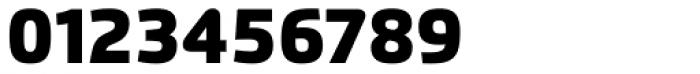 Flexo Black Font OTHER CHARS