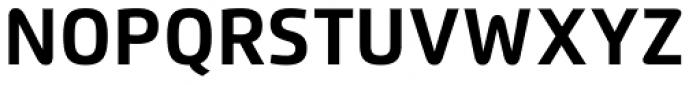 Flexo Bold Font UPPERCASE