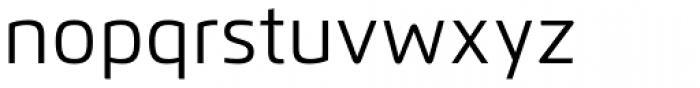 Flexo Regular Font LOWERCASE