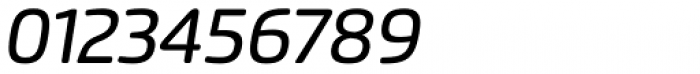 Flexo Soft Medium Italic Font OTHER CHARS