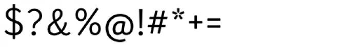 Flexy Sans Font OTHER CHARS