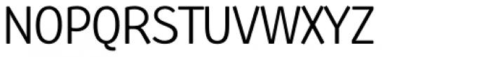 Flexy Sans Font UPPERCASE