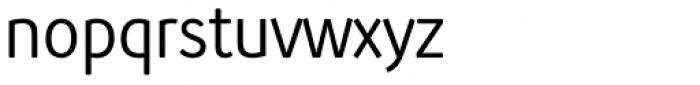Flexy Sans Font LOWERCASE
