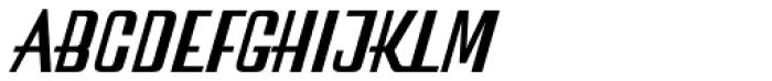 Flieger Pro Bold Font UPPERCASE