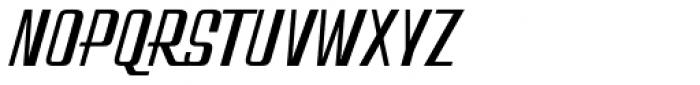 Flieger Pro Font UPPERCASE