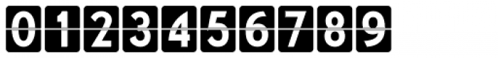 Flipboard JNL Font OTHER CHARS