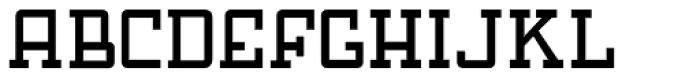 Flivver JNL Font LOWERCASE