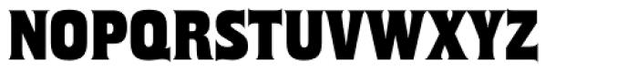 Flix Font UPPERCASE