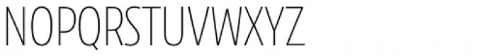 Floki Extra Light Font UPPERCASE