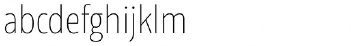 Floki Extra Light Font LOWERCASE