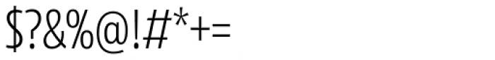 Floki Light Font OTHER CHARS