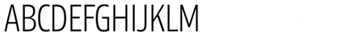 Floki Light Font UPPERCASE