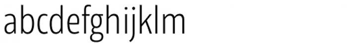 Floki Light Font LOWERCASE