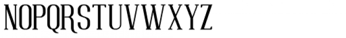 Floren Bold Font LOWERCASE