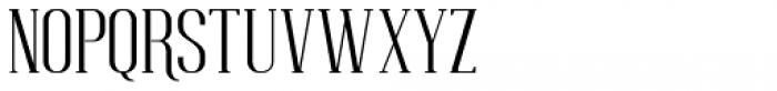 Floren Font UPPERCASE