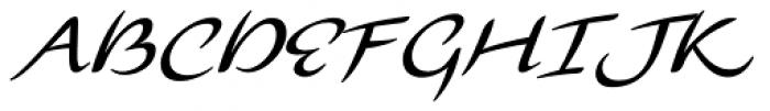 Florencia Font UPPERCASE