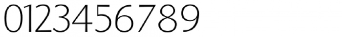 Florentia ExtraLight Font OTHER CHARS