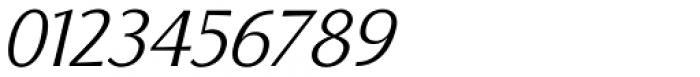 Florentia Light Italic Font OTHER CHARS
