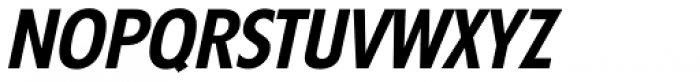 Florida Serial Bold Italic Font UPPERCASE