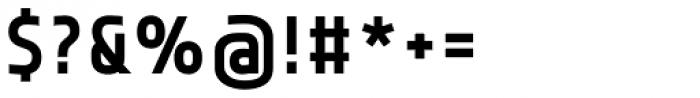 Florin Sans Bold Font OTHER CHARS