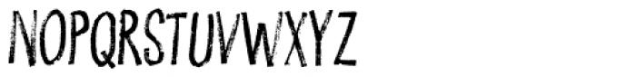 Flottenheimer Font UPPERCASE