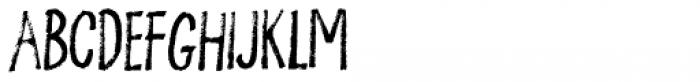 Flottenheimer Font LOWERCASE