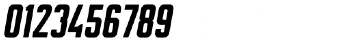 Flounder Pro Black Italic Font OTHER CHARS