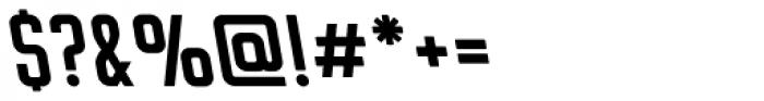Flounder Pro Medium Cilati Font OTHER CHARS
